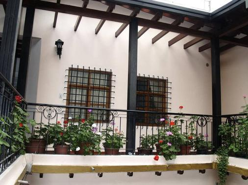 Rincón Familiar Hostel Boutique - Quito - Balkon