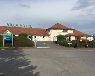 Villa Motel - Stenay - Building