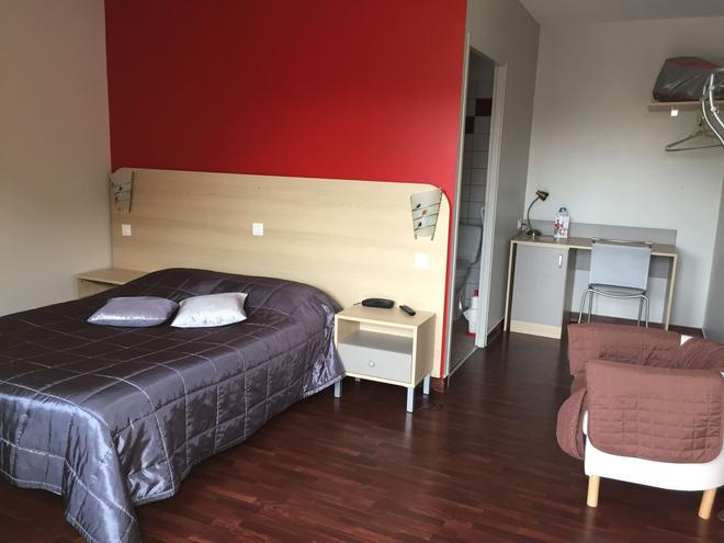 Villa Motel - Stenay - Bedroom