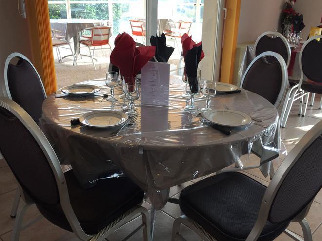 Villa Motel - Stenay - Dining room