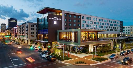 The Alexander Hotel - Indianapolis - Building