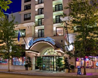 The Paramount Hotel - Portland - Edificio