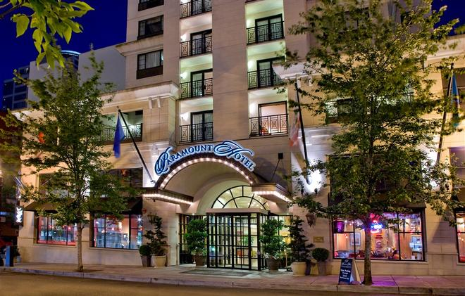 The Paramount Hotel - Πόρτλαντ - Κτίριο