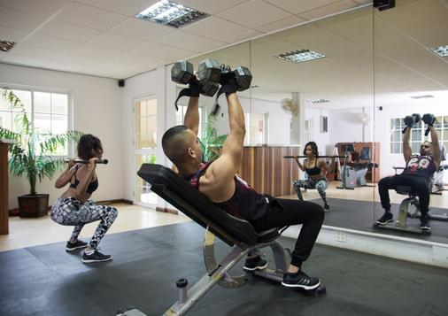 Hotel North Resort - Paramaribo - Gym