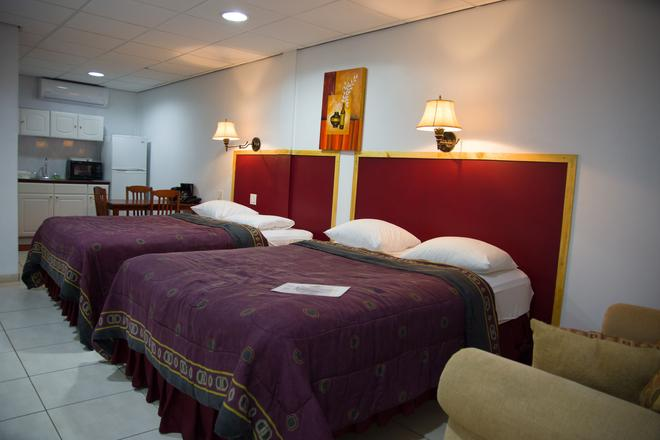 Hotel North Resort - Paramaribo - Makuuhuone