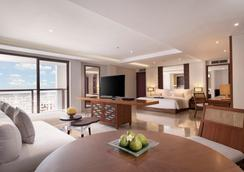 The Bandha Hotel & Suites - Κούτα - Κρεβατοκάμαρα