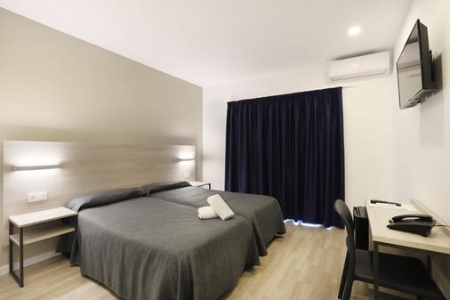 Hotel Brasil - Benidorm - Stanza da letto