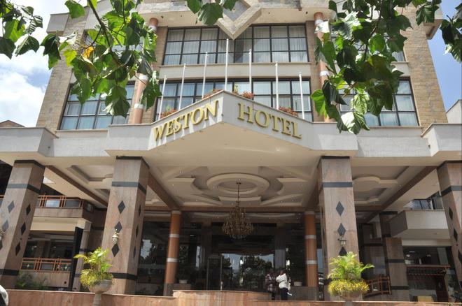 Weston Hotel - Nairobi - Building