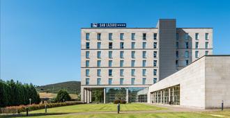 聖拉薩羅歐洲之星酒店 - 聖地牙哥康波 - 聖地牙哥德孔波斯特拉 - 建築