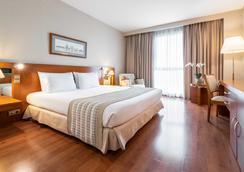 Eurostars San Lazaro - Santiago de Compostela - Bedroom