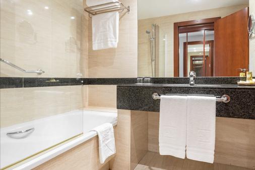 Eurostars San Lazaro - Santiago de Compostela - Bathroom