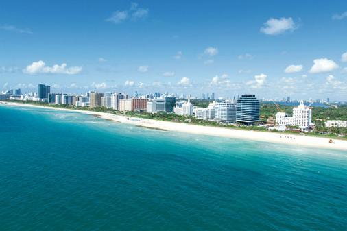 Riu Plaza Miami Beach - Μαϊάμι Μπιτς - Παραλία