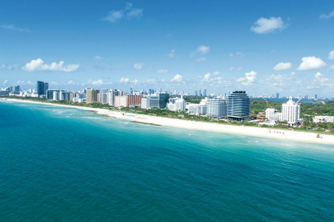 Hotel Riu Plaza Miami Beach - Miami Beach - Beach