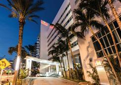 Riu Plaza Miami Beach - Μαϊάμι Μπιτς - Κτίριο