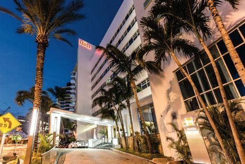Riu Plaza Miami Beach - Miami Beach - Edificio
