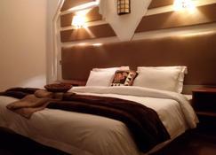 Ngoma Zanga Lodge - Livingstone - Sypialnia