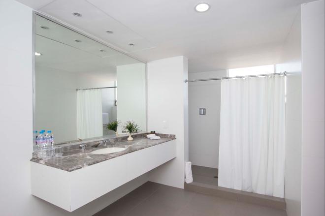 Hotel Valle de Mexico - Mexico City - Bathroom