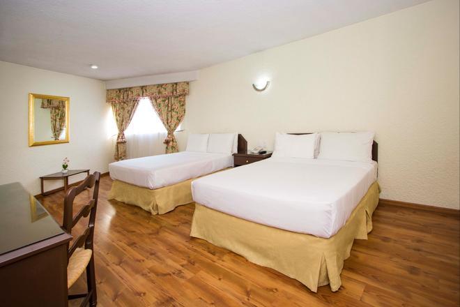 Hotel Valle de Mexico - Mexico City - Bedroom