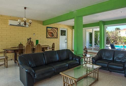 比萊夫體驗巴拉德羅飯店 - 式 - Varadero - 客廳