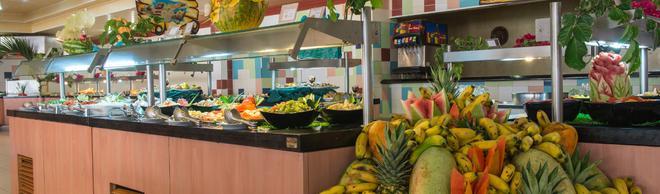 比萊夫體驗巴拉德羅飯店 - 式 - Varadero - 飲食