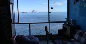 Vidigal Hostel Bar - Rio de Janeiro - Living room