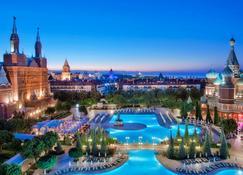 PGS Hotels Kremlin Palace - Antalya - Bina