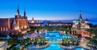 PGS Hotels Kremlin Palace - Antalya - Building