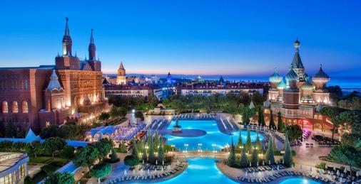 PGS Hotels Kremlin Palace - Antalya - Rakennus