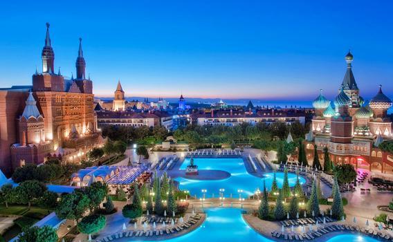Pgs Hotels Kremlin Palace Des 59 8 4 2 Complexes