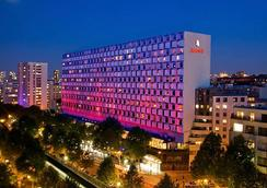 Paris Marriott Rive Gauche Hotel & Conference Center - Pariisi - Rakennus