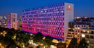 Paris Marriott Rive Gauche Hotel & Conference Center - Paris - Building