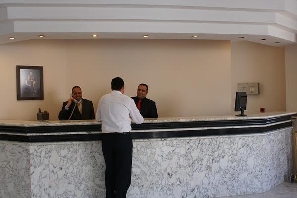 La Maison Hotel Petra - Wadi Musa - Ρεσεψιόν