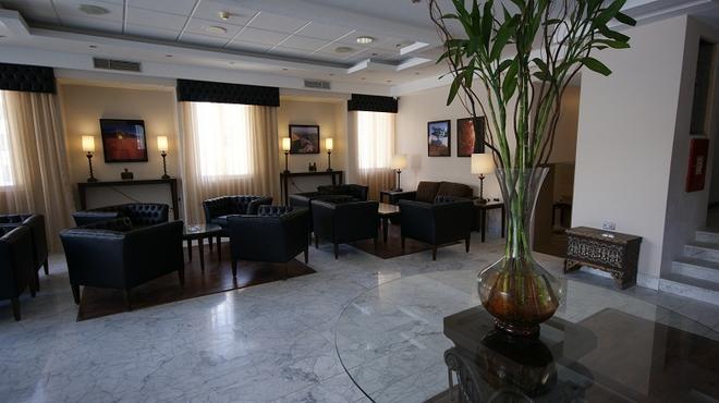 La Maison Hotel Petra - Wadi Musa - Σαλόνι ξενοδοχείου