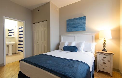 Winthrop Beach Inn And Suites - Winthrop - Schlafzimmer
