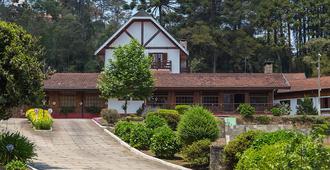 Campos do Jordão Garden Pousada - קמפוס דו ג'ורדאו - נוף חיצוני