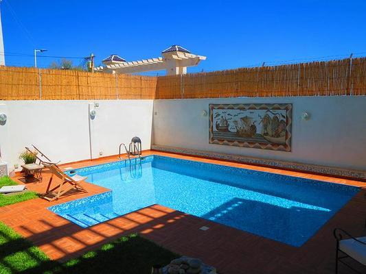 Dar El-Màa - Túnez - Piscina