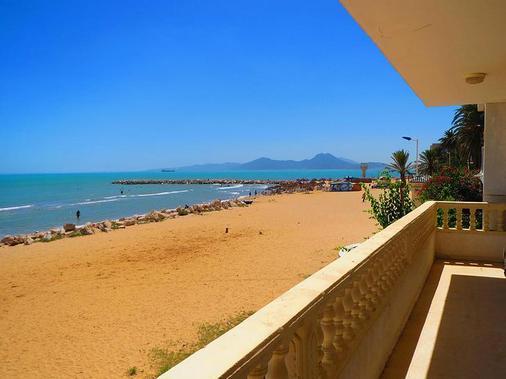 Dar El-Màa - Tunis - Beach