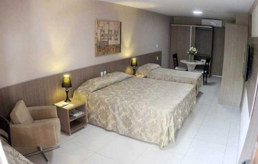 阿木阿拉馬酒店 - 福塔力沙 - 福塔萊薩 - 臥室