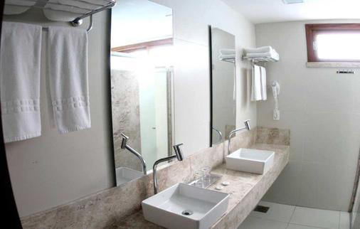 阿木阿拉馬酒店 - 福塔力沙 - 福塔萊薩 - 浴室