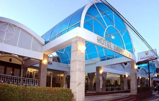 阿木阿拉馬酒店 - 福塔力沙 - 福塔萊薩 - 建築