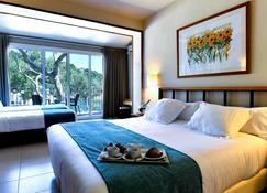 هوتل هوستاليلو تاماريو - بالافروخيل - غرفة نوم