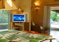 The Rarotongan Beach Resort & Lagoonarium - Rarotonga - Bedroom