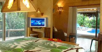 The Rarotongan Beach Resort & Lagoonarium - Rarotonga - Κρεβατοκάμαρα
