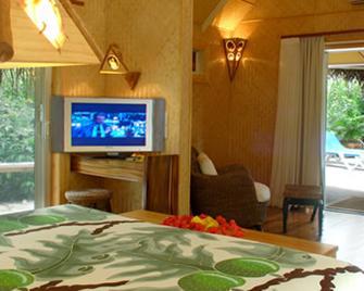 The Rarotongan Beach Resort & Lagoonarium - Раротонга - Спальня