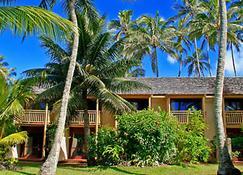 The Rarotongan Beach Resort & Lagoonarium - Rarotonga - Budynek