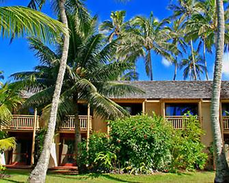 The Rarotongan Beach Resort & Lagoonarium - Rarotonga - Building