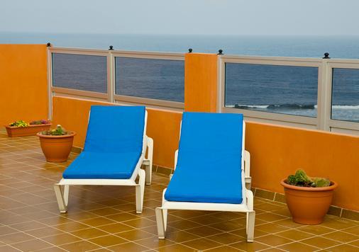 菲伊坎酒店 - 大加那利島拉斯帕爾瑪斯 - 大加那利島拉斯帕爾馬斯 - 陽台