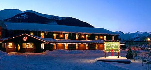 Old Town Inn - Crested Butte - Building