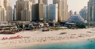 JA Ocean View Hotel - Dubai - Rakennus