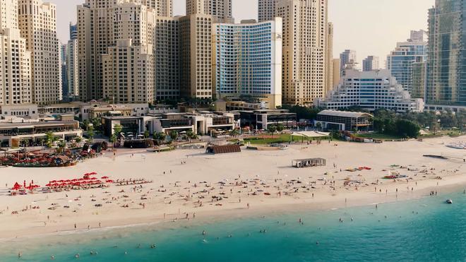 JA Ocean View Hotel - Dubai - Edificio